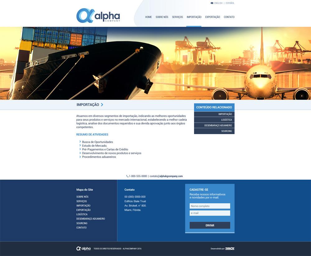 Alpha Company